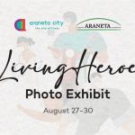 JAAF, Araneta City Launch #LivingHeroes Photo Exhibit