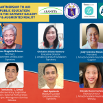 JAAF Partners with DepEd for SiningSaysay AR